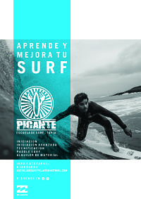 Cartel Picante Surf